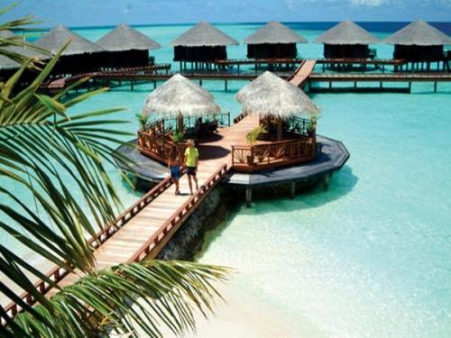 Отдых в Мальдивах