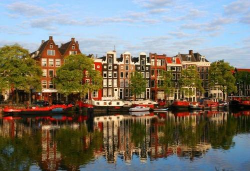 Отдых в Нидерландах