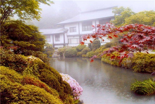 Отдых в Японии